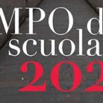 Tempo di scuola 2020 – Proposta didattica per insegnanti e studenti (a.s. 2019-2020)