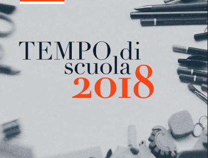 """""""Tempo di scuola 2018"""": i corsi per insegnanti e studenti"""
