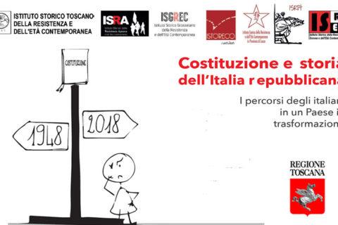 """Corso di aggiornamento gratuito """"Costituzione e storia dell'Italia repubblicana"""""""