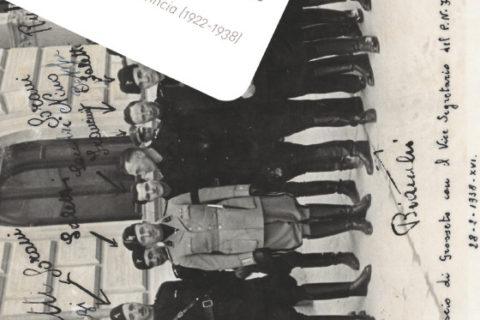 """Presentazione del VI Quaderno Isgrec-Effigi """"Il fascismo a Grosseto"""""""