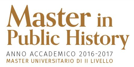 Master in Public History